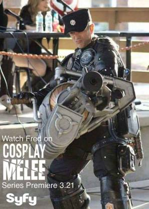 cosplay melee fred reed 3
